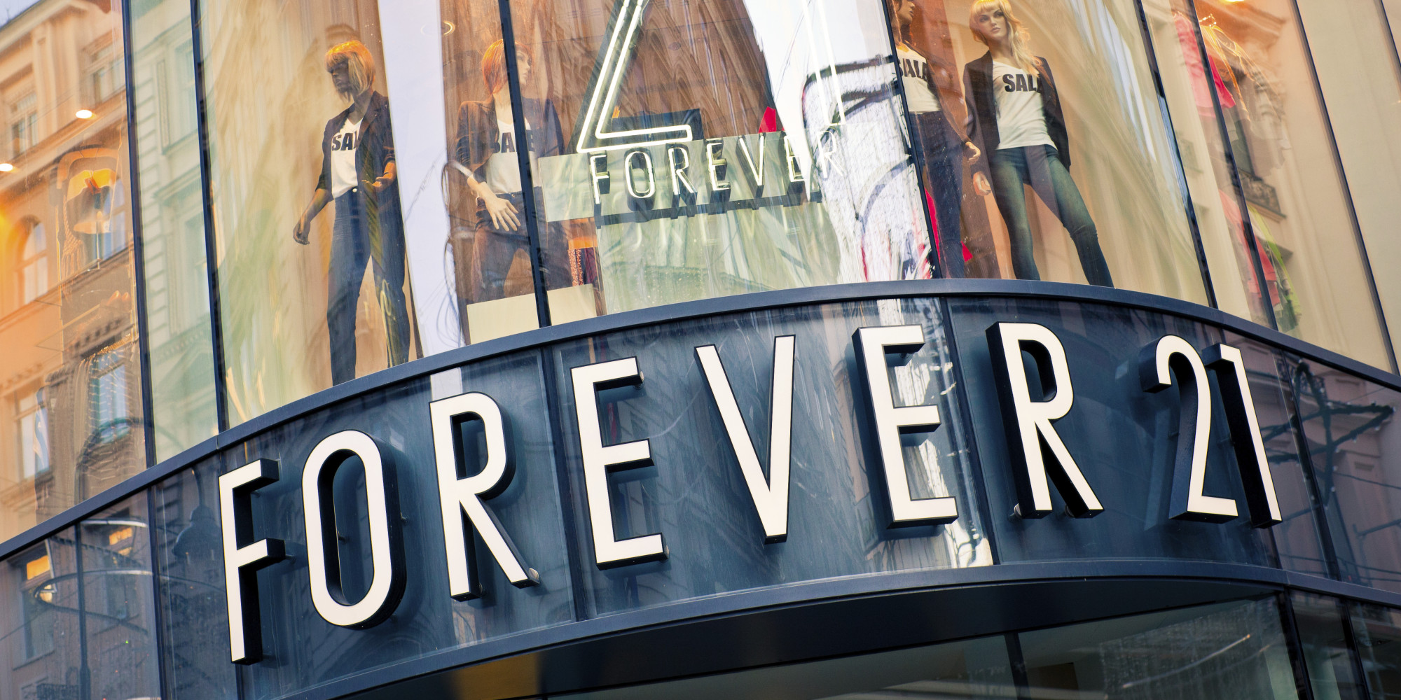 21 Forever How Shopping At Forever21 Is An Entirely Different