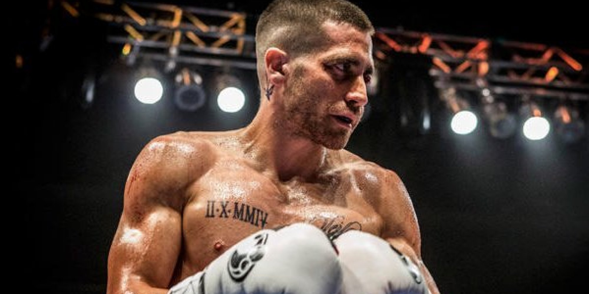 Prince Of Persia Hd Wallpaper Jake Gyllenhaal S Intense Workout For Southpaw Boxer