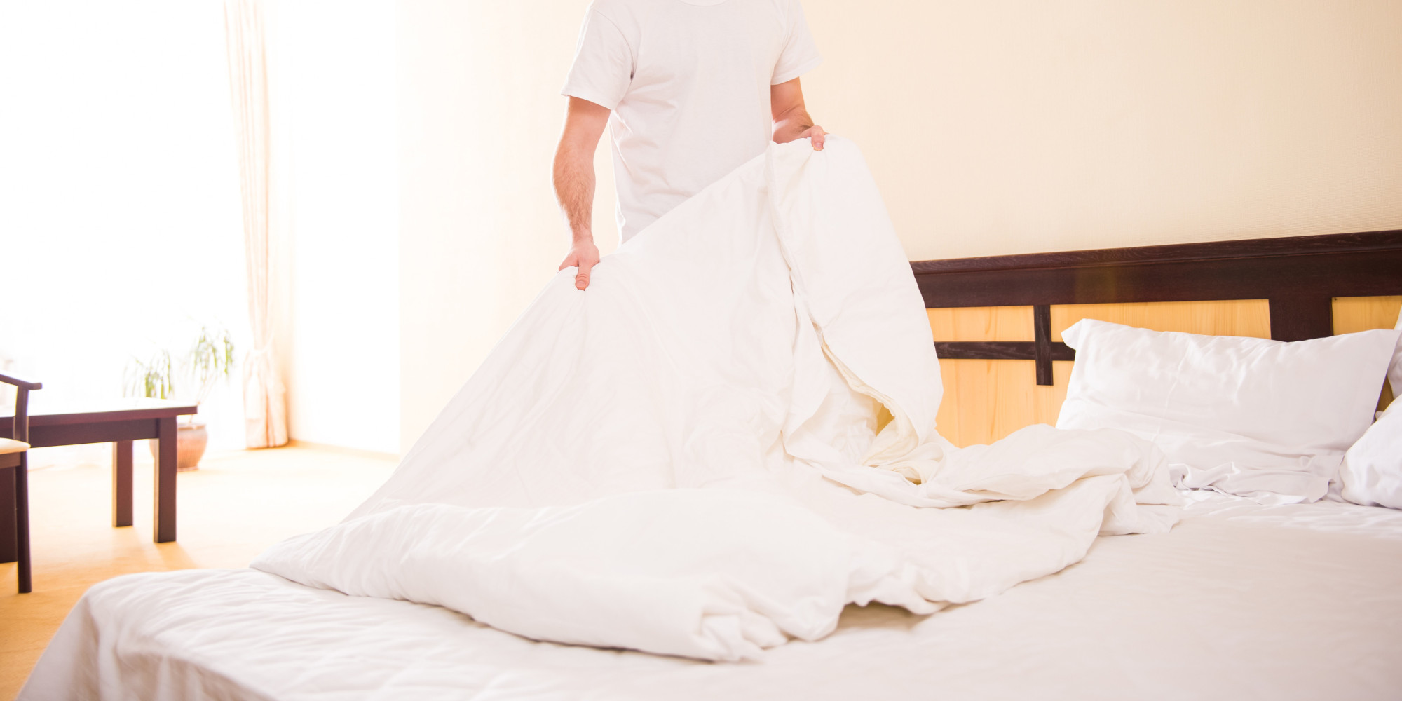 Bedden Opmaken Make Your Bed Change Your Life Huffpost
