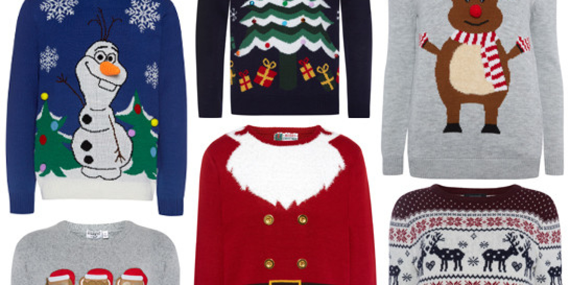 Primark Evry Primark Christmas Jumpers 2015 Every Single Style