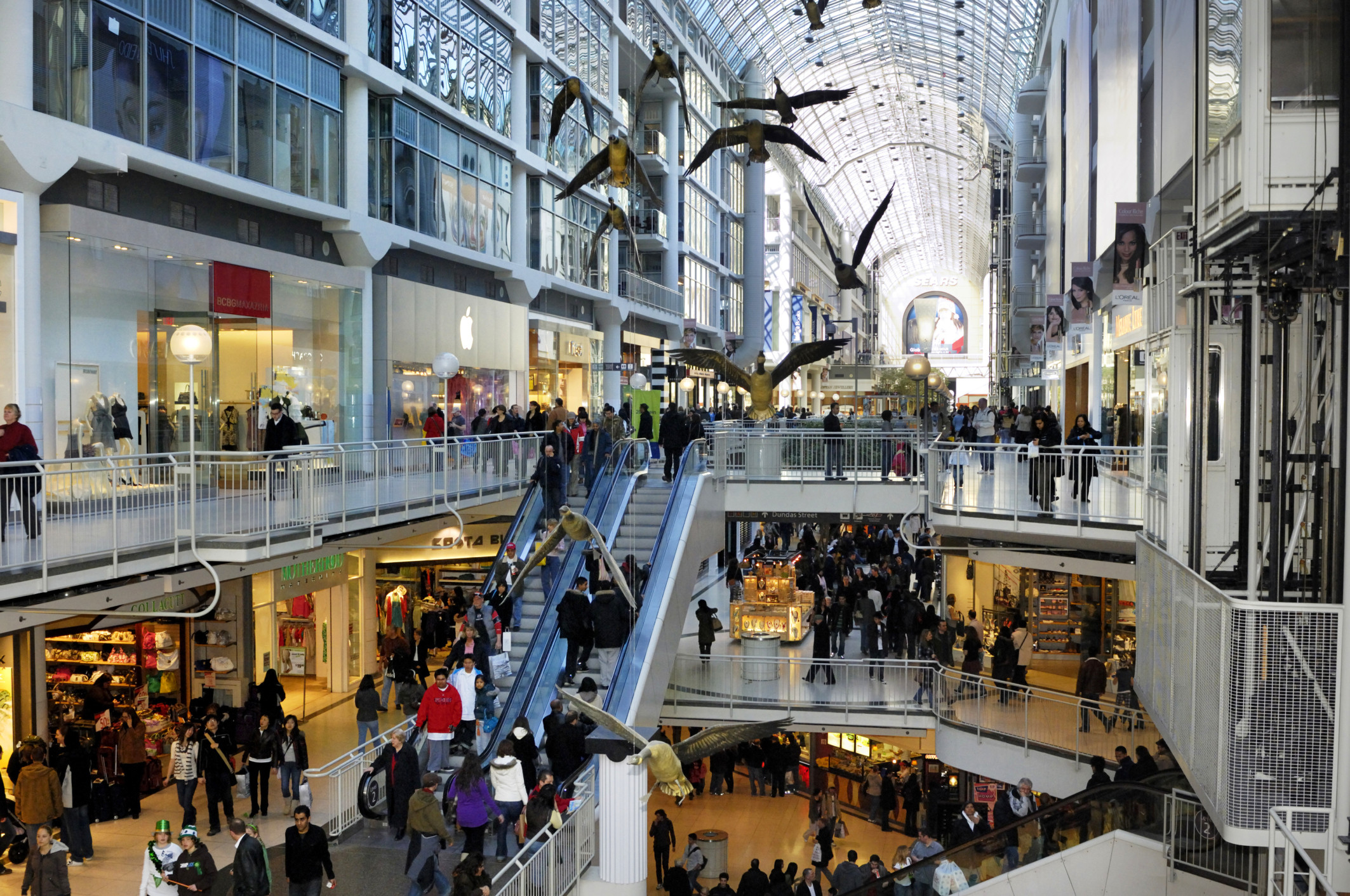 Canadian Stores Canada 39s Most Profitable Shopping Malls According To