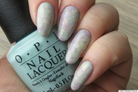 Spring Nail Art: An Easy And Eye-Catching Marble Design