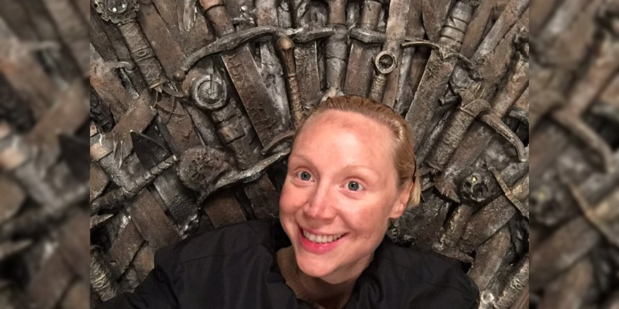 Maladie Du Troene Pour Game Of Thrones Saison 7 Gwendoline Christie