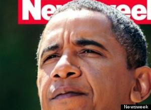 Newsweek Obama Cover