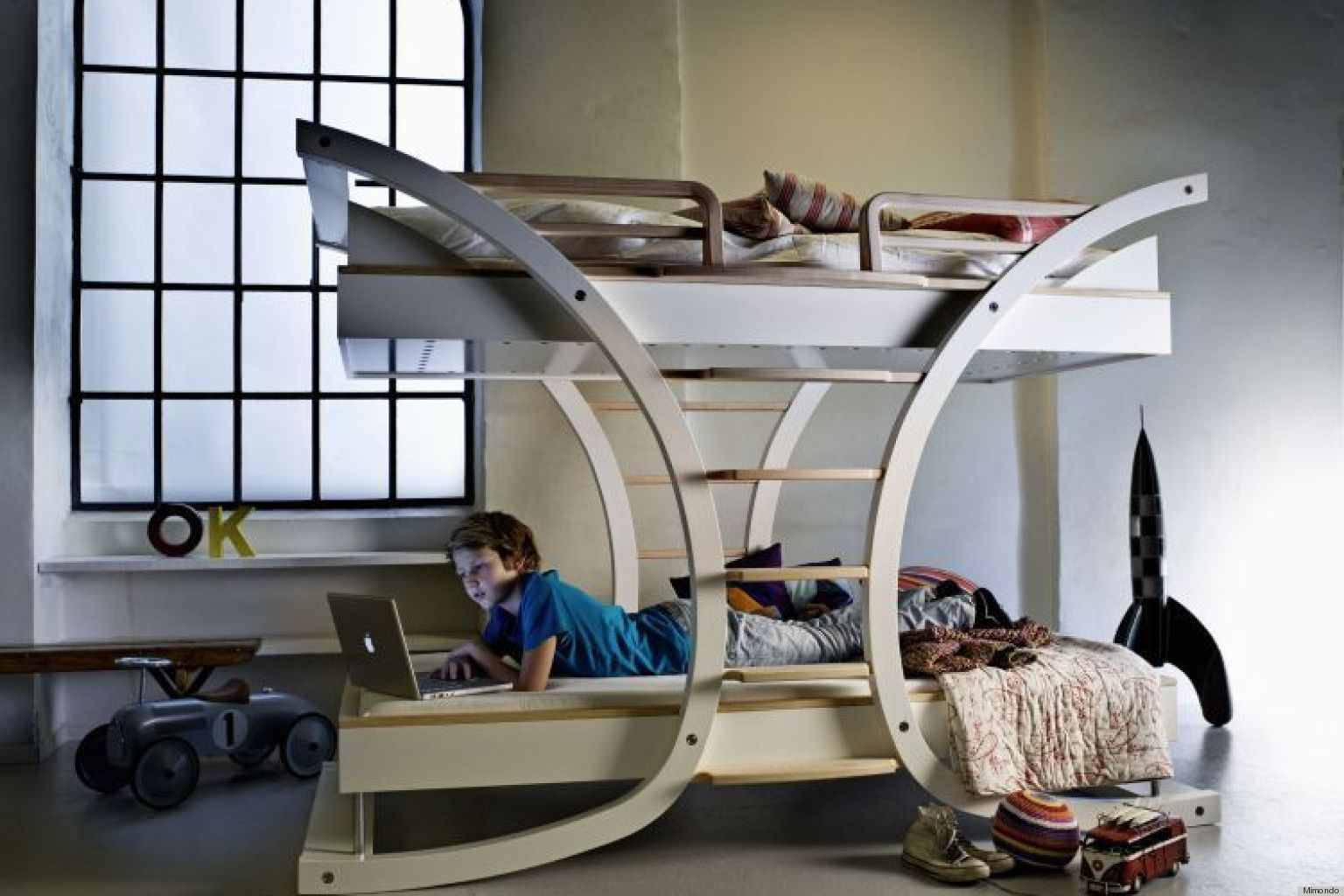 Awesome Loft Beds Cool Bunk Beds That We Wish We Had Growing Up Photos