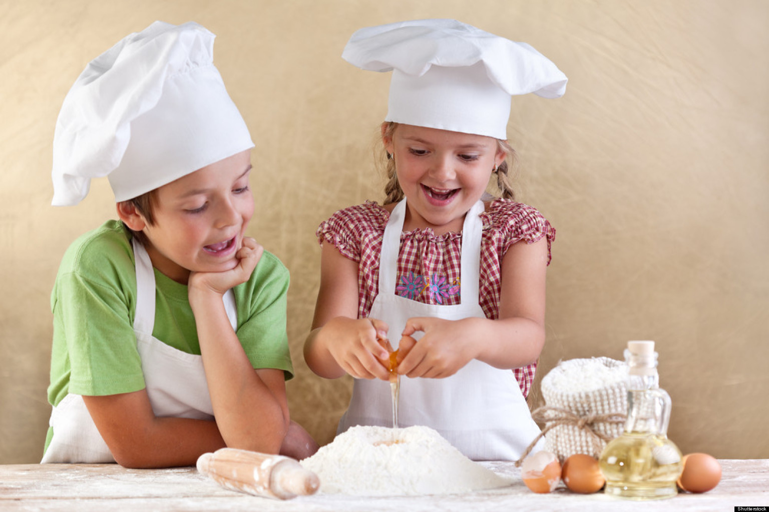 Kochen Für Kinder Cooking For Kids Never Too Early To Teach Kids To Cook
