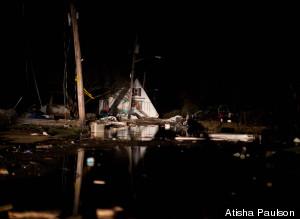 hurricane sandy staten island