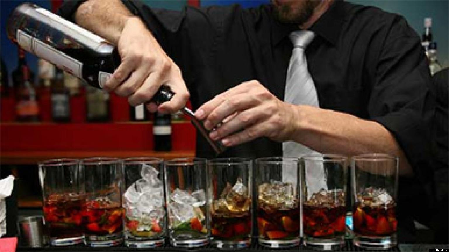 bartender responsibilities