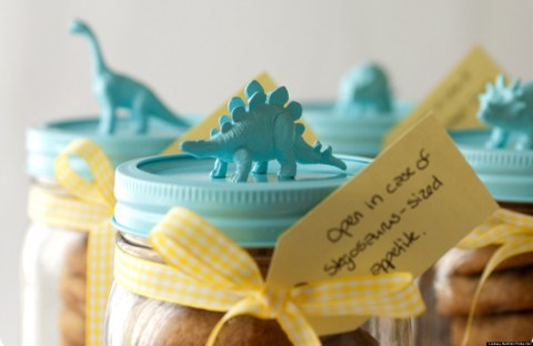 DIY Mason Jar Crafts Gifts Mother Day Crafts Using Baby Food Jars