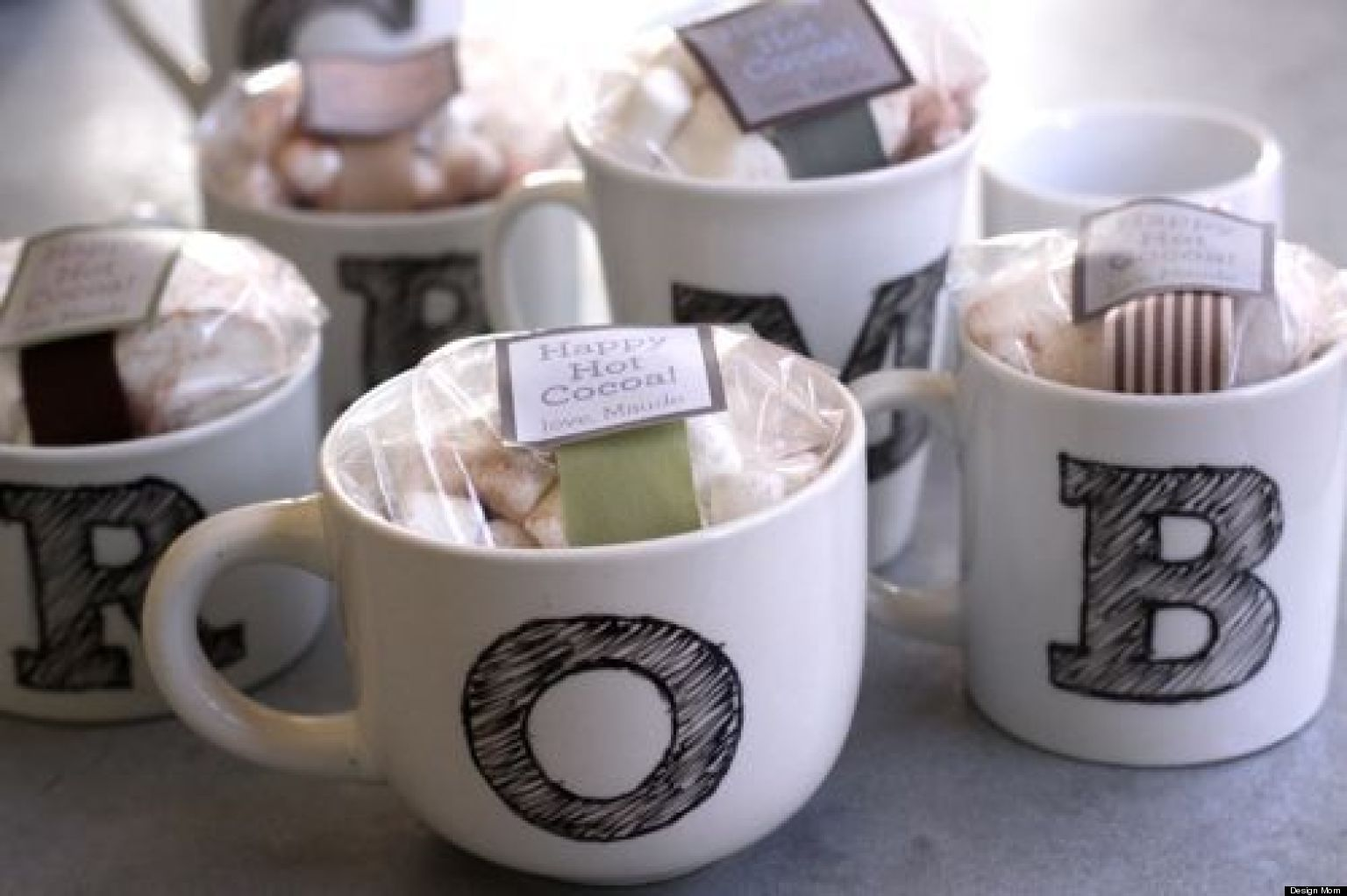 Inexpensive Mugs Diy Christmas Gifts For Parents 10 Easy But Thoughtful
