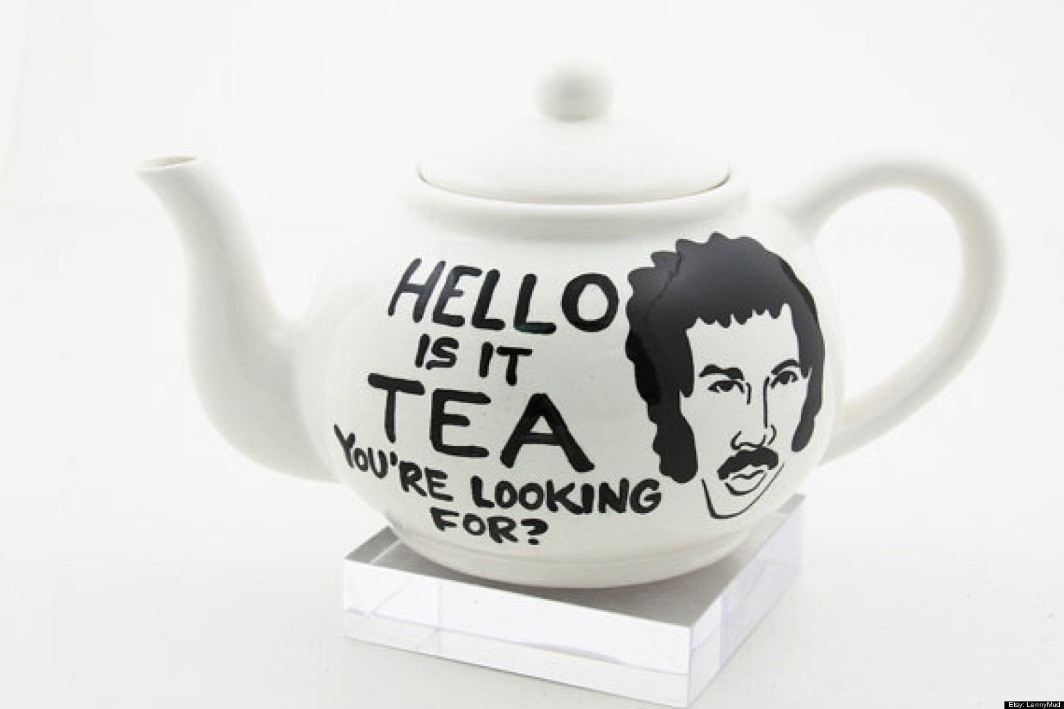 Looking For Teapots Lionel Richie Tea Pot And Cheese Plate Have Won Our Hearts