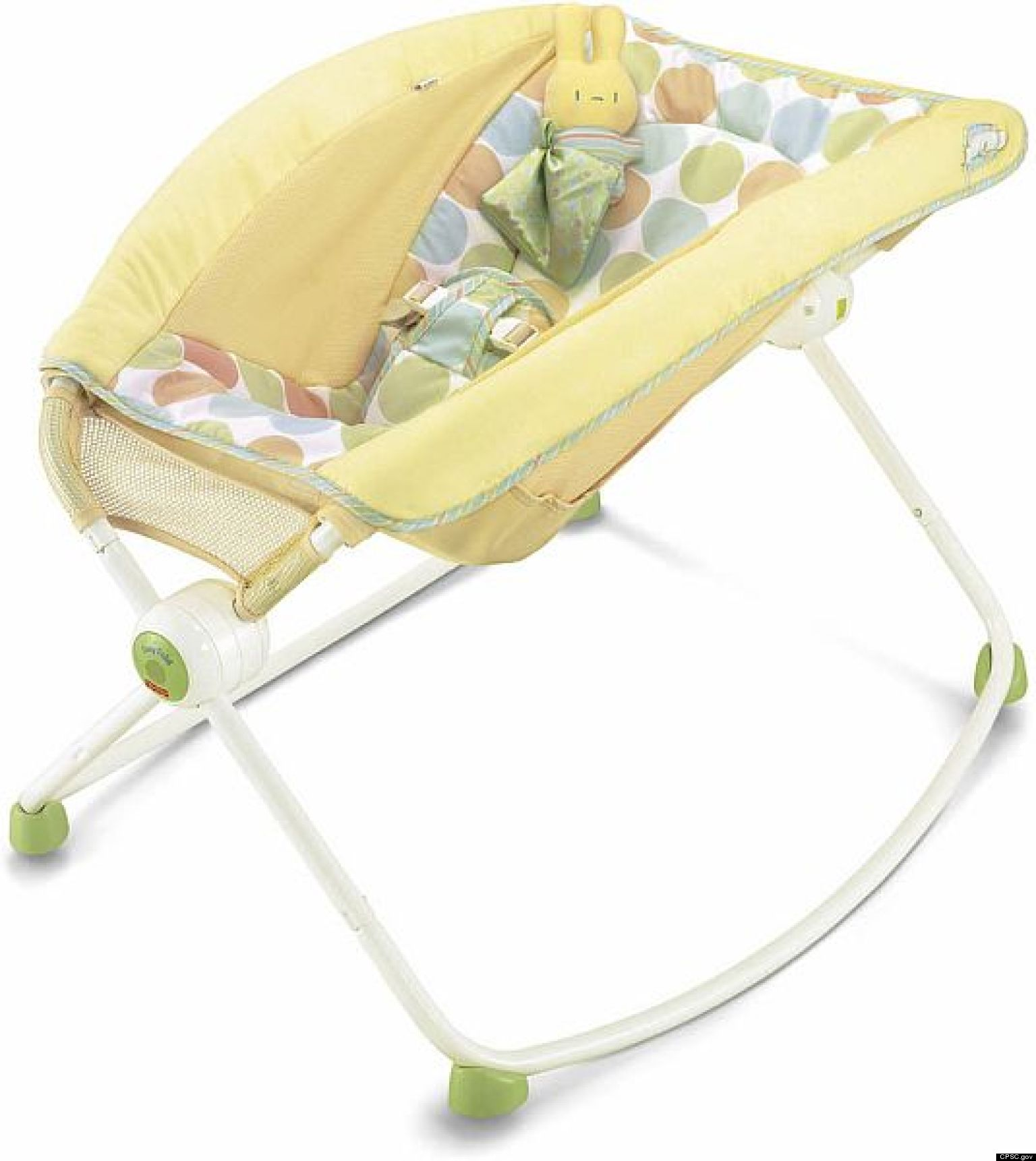 Baby Rocker Bed Baby Supplies Fisher Price Newborn Rock N Play Bassinet