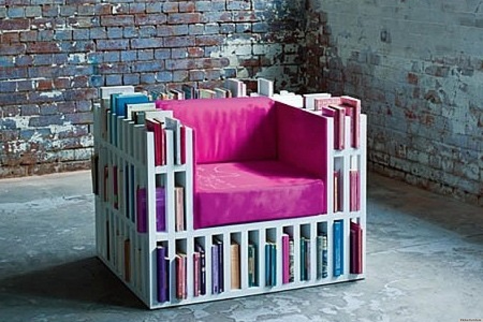 Cool Reading Chairs 9 Cool Chairs That Artfully Inspire Us To Think Outside