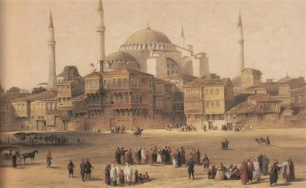 Legends Of The Fall Wallpaper The Many Legends Of The Hagia Sophia