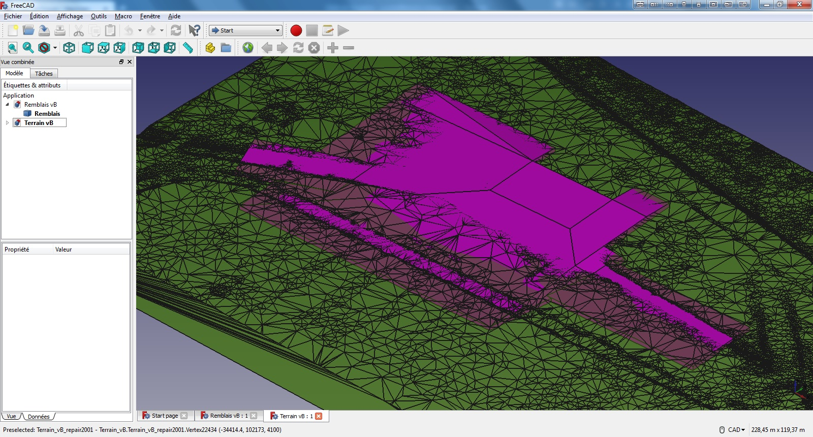 Fenetre K Line Forum Arch Site Backfill Calculation Page 2 Freecad Forum