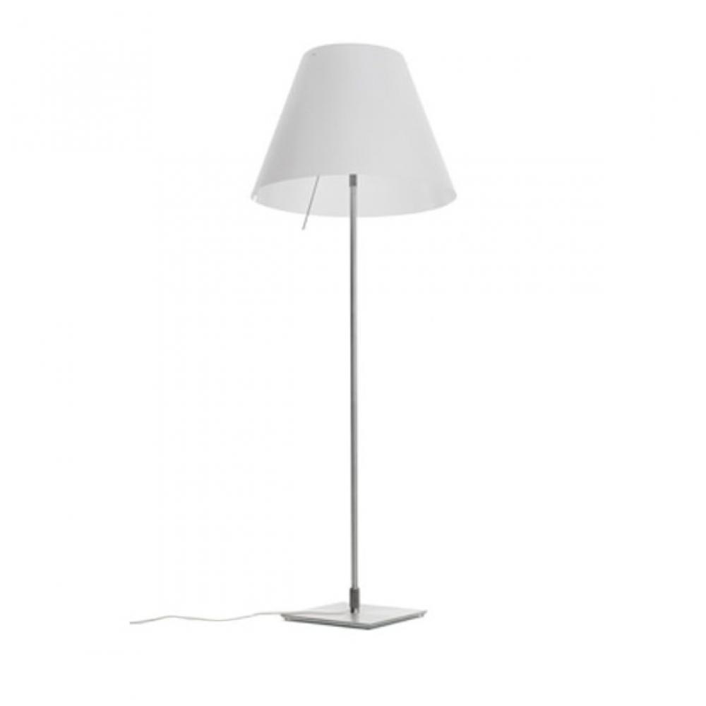 Luceplan Costanza Large Costanza Open Air Accessory Lampshade Outdoor 70cm White Ivory