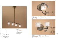 Mantra Ice Pendant Lamp 4xG9 33w Chrome 1847 - Lmparas de ...