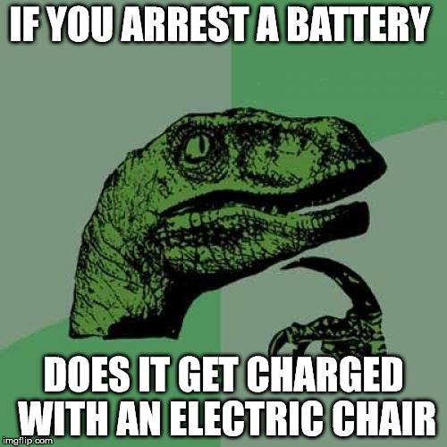 the electric meme