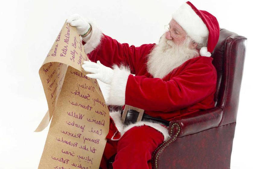 Santa list Blank Template - Imgflip - santa list blank
