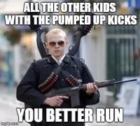 pumped up kicks meme