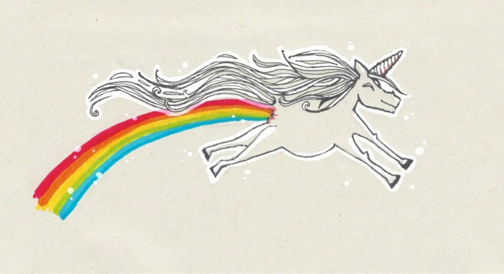 unicorn farts rainbow Blank Template - Imgflip - unicorn template