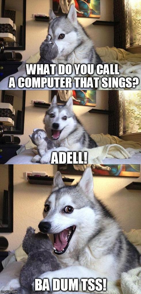 singing computer