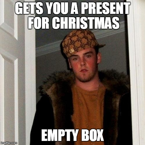 christmas present templates