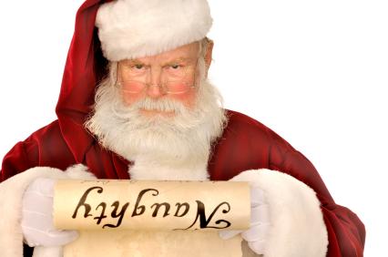 Santa Naughty List Blank Template - Imgflip - santa list blank