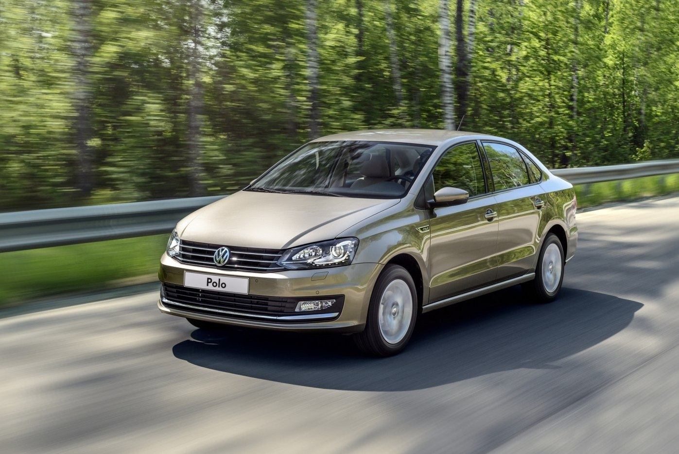 Polo Характеристики Volkswagen Polo Sedan 2019