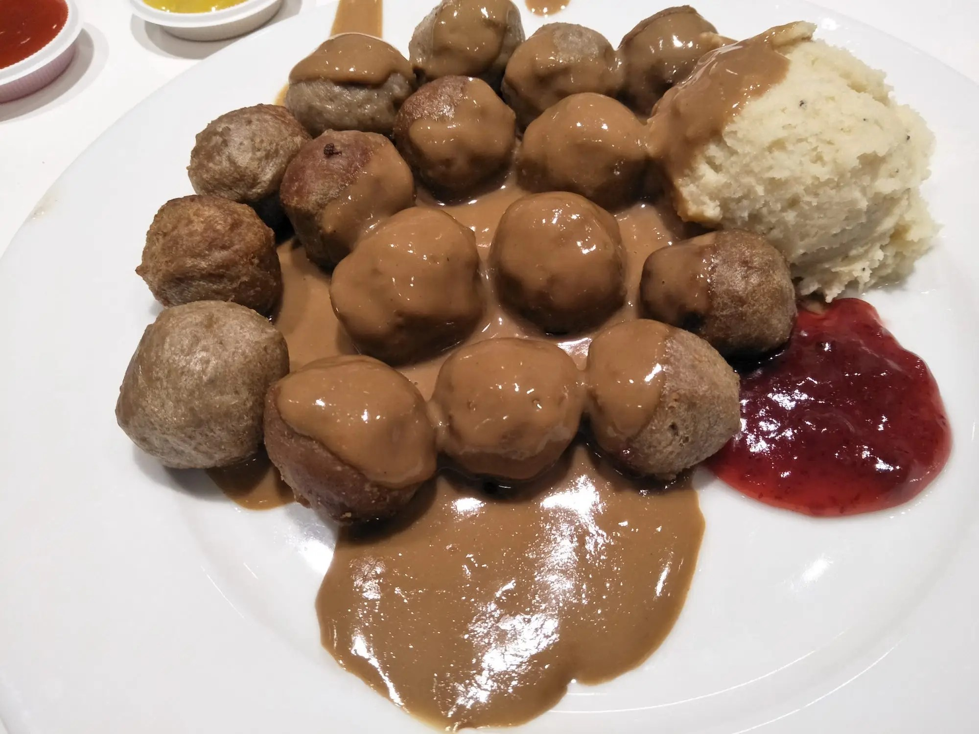 Ikea Shares Its Famous Swedish Meatball And Gravy Recipe Insider