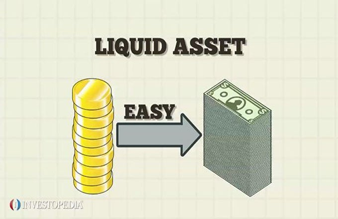 What Investments Are Considered Liquid Assets?
