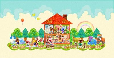 Animal Crossing Happy Home Designer : un premier trailer pour l'E3 2015