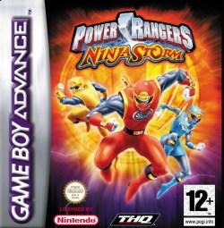 Toutes les images du jeu Power Rangers : Ninja Storm