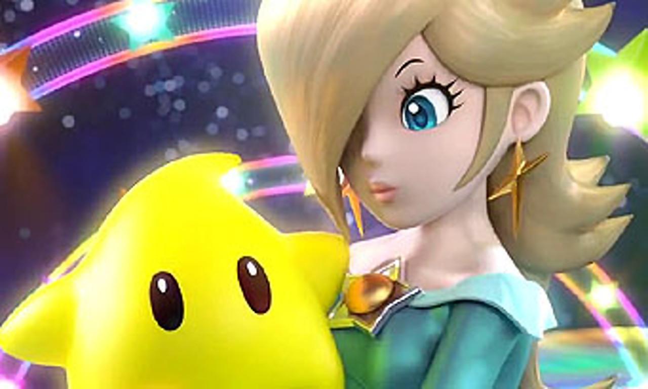 Super Mario 3d World Wallpaper Super Smash Bros Wii U Trailer Avec Harmonie