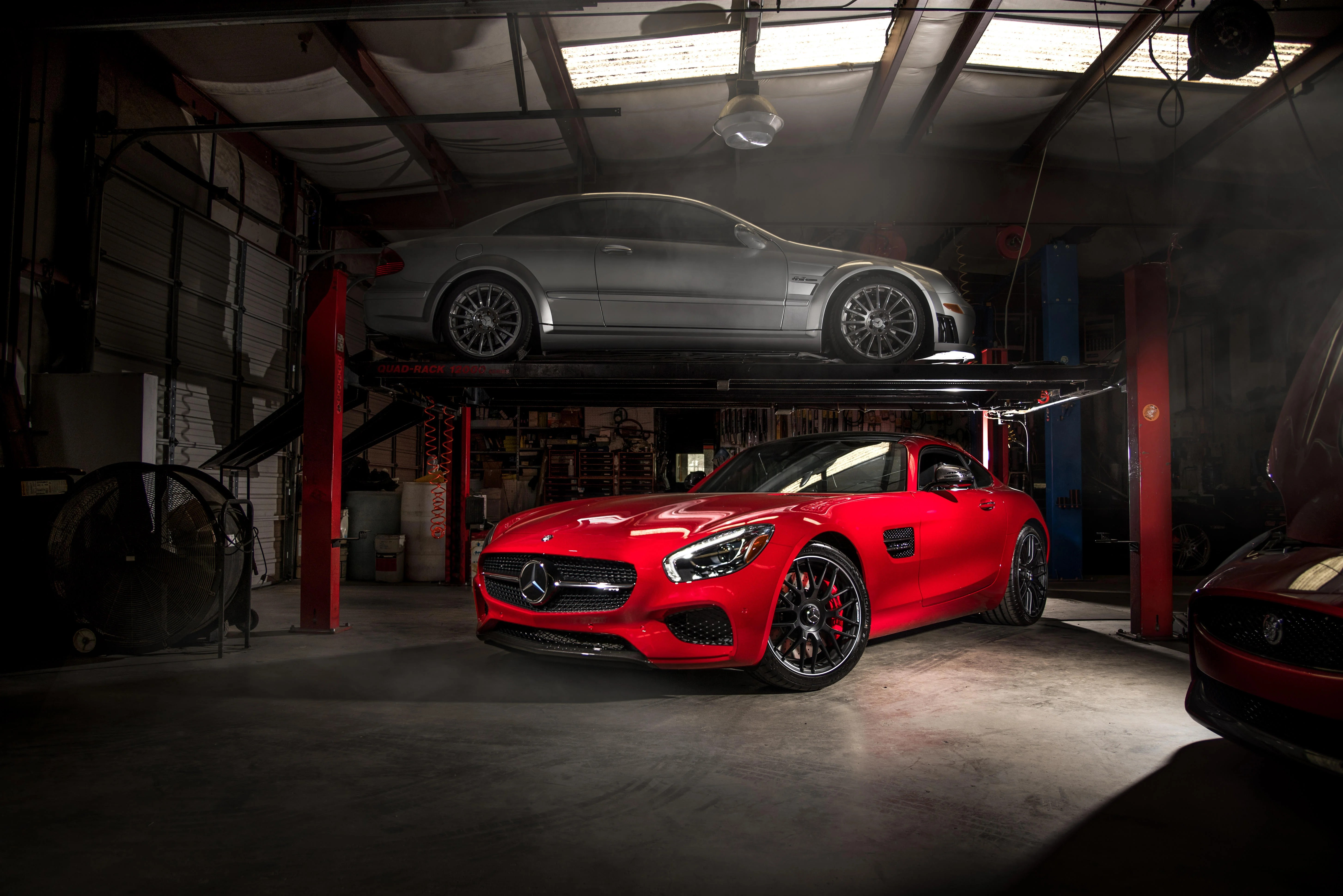 Cool Custom Car Wallpapers Your Ridiculously Awesome Mercedes Amg Gt Wallpapers Are Here