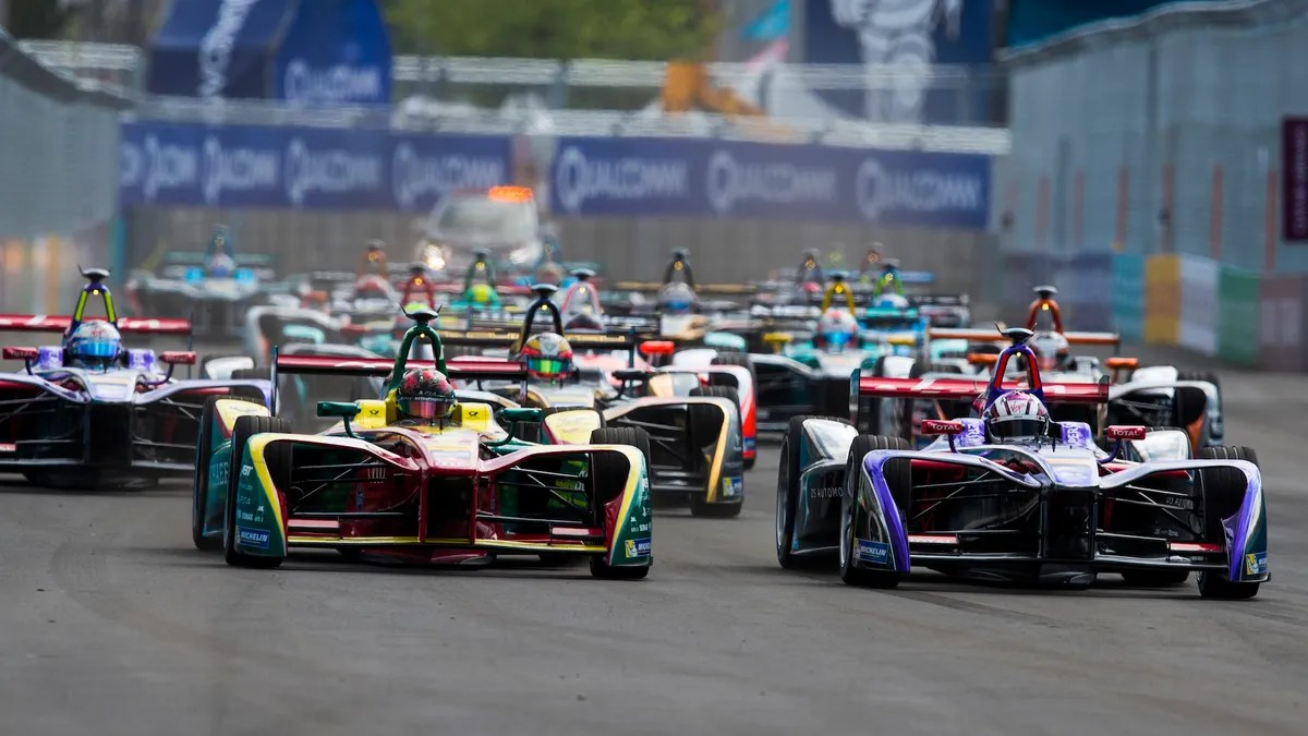 Stroller Car Race All Of The Things I Never Would Have Known About Formula E