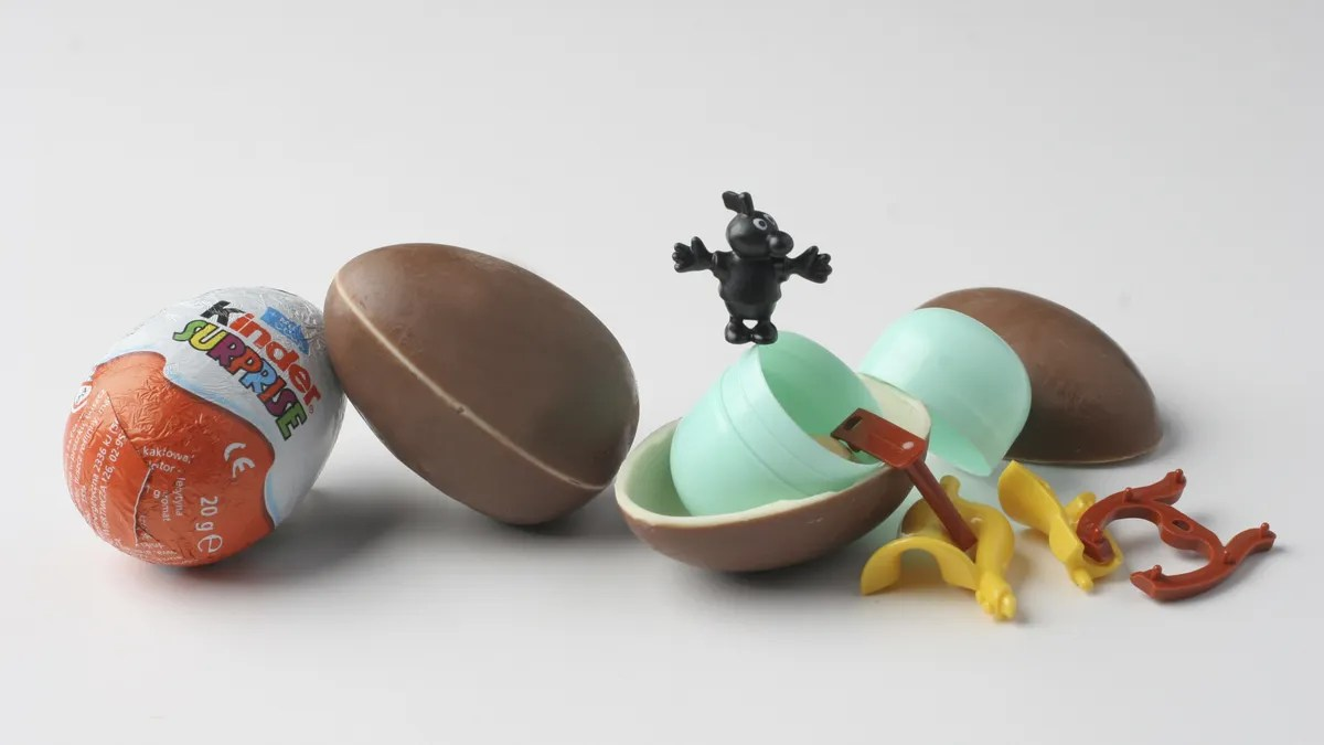 Kinder Egg Illegal Today In Actual Good News Kinder Eggs Are Now Legally