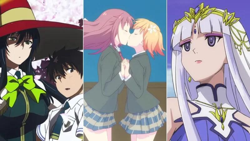 Sakura Falling Live Wallpaper The Five Anime Of Winter 2014 You Should Be Watching
