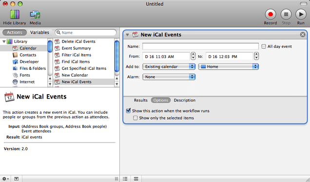 Use Keyboard Shortcuts In Google Calendar Calendar Help Create Ical Events In One Click With Automator
