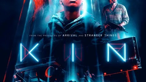 The kid-and-his-ray-gun movie Kin starts strong but eventually misfires