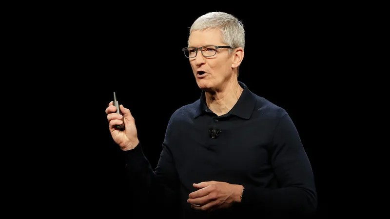 Tim Cook Says He Will Mercifully Spare Us a Run for Office