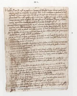 Leonardo da Vinci\u0027s Resume Explains Why He\u0027s The Renaissance Man For