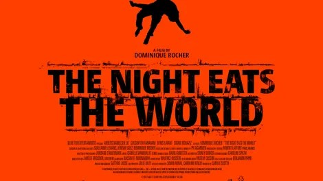 The Night Eats The World is a zombie movie with more on its mind