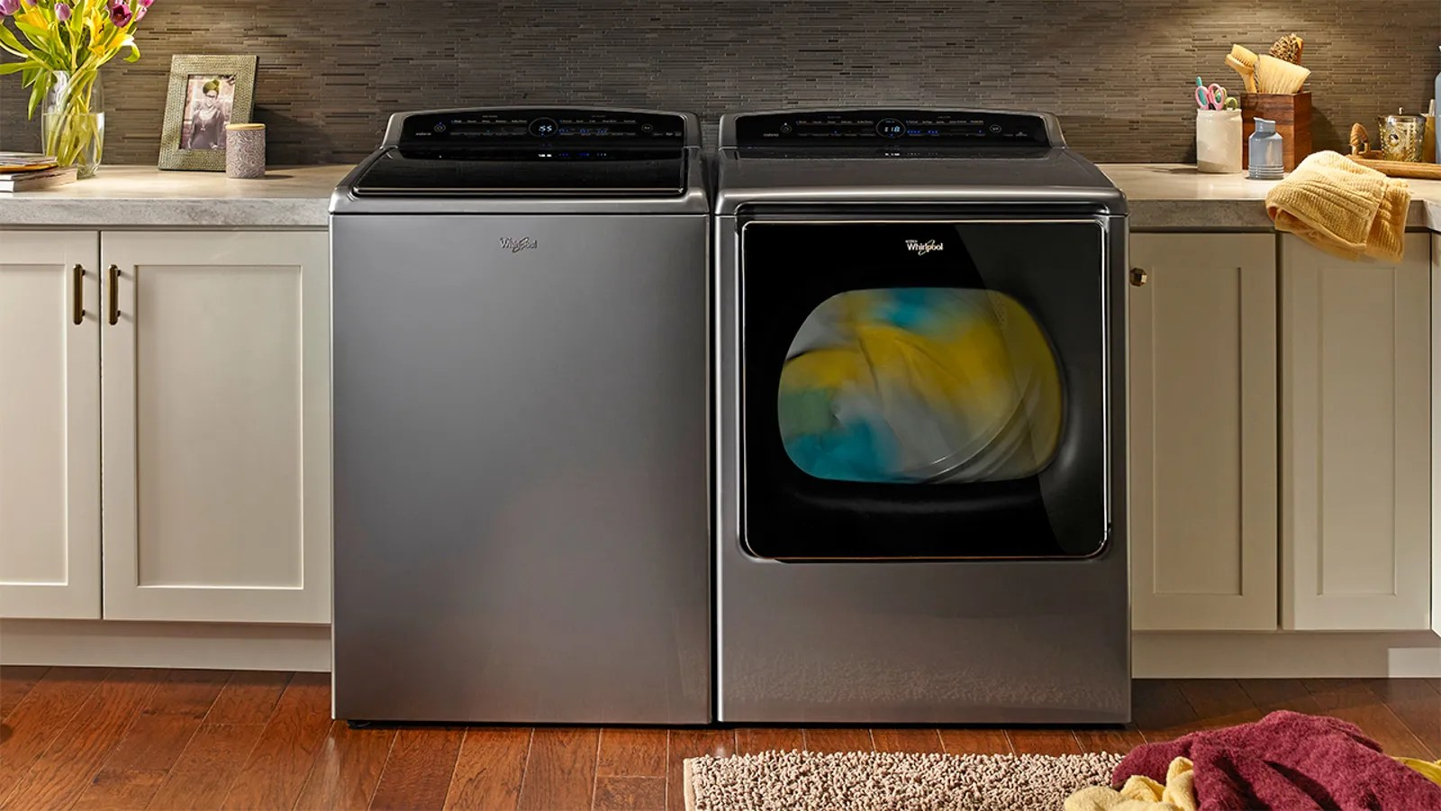 New Washer And Dryer Whirlpool S New Washer And Dryer Automatically Restock Detergents