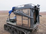 Argo Lives In A Remote Alaskan Hunting Camp And Sports A Homemade Cab