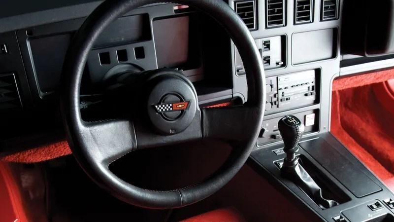 The Chevrolet Corvette C4\u0027s \u0027Doug Nash 4+3\u0027 Manual Transmission Is