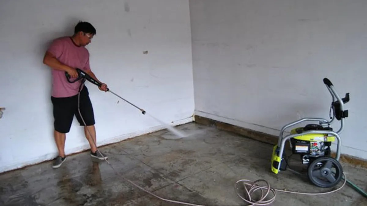 Garage Epoxy Cure Time How To Install Epoxy Garage Floor Coating