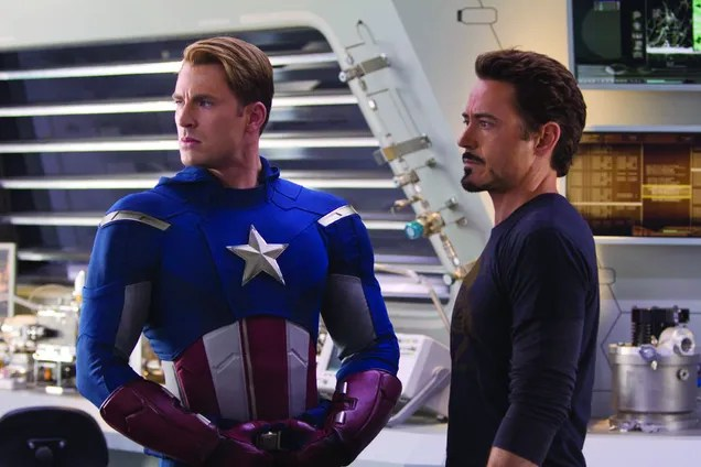 We Just Saw The First Amazing Footage From Dr. Strange and Captain America: Civil War
