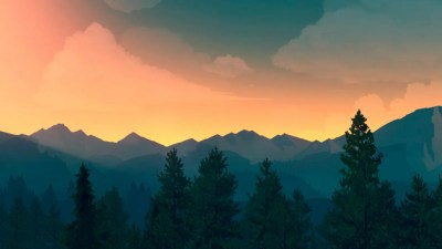 Firewatch Has Your Wallpaper Needs Covered For 2016