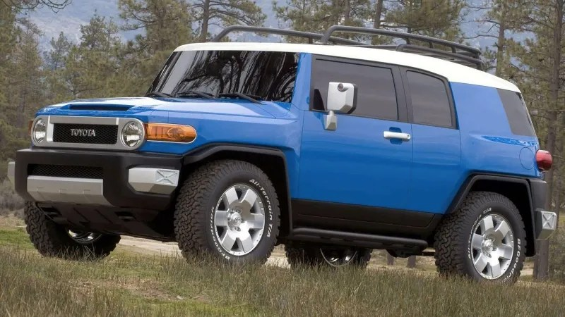 Two Little Pieces Of The Toyota FJ Cruiser Are Coming Back